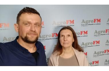 """Компания """"Родонит"""" в студии AgroFM"""